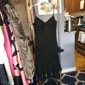 Sue Wong cocktail dress. Like new